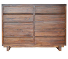 Klasik Ten Drawer Chest