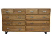 Arrondi Ten-Drawer Dresser