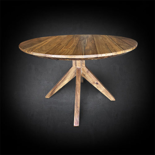 Fontaine Mid Century Modern Dining Table