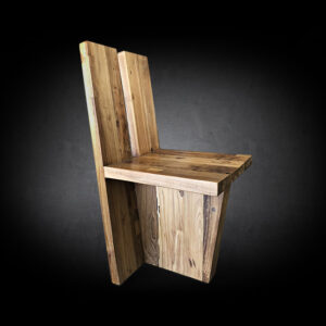 Plank Side Chair