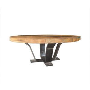 Tides Round Cocktail Table