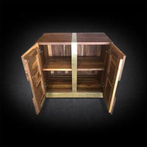 Heiko Brass Cabinet