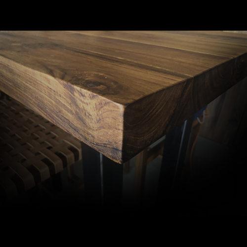 Reclaimed Teak Wood Table Tops