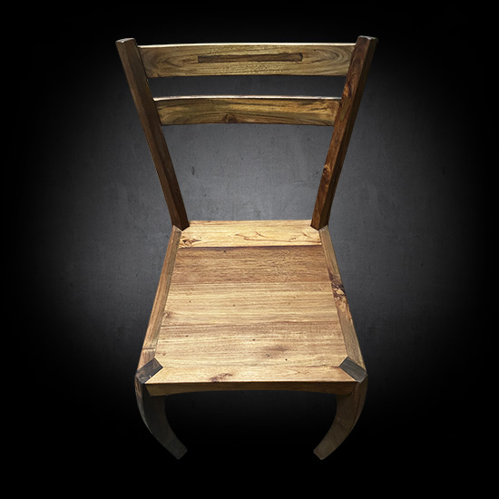 Sorresto Dining Chair - Handcrafted Reclaimed Teak Wood